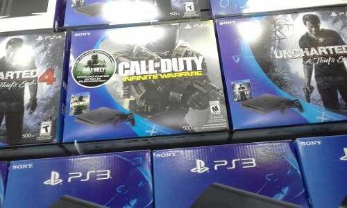 Ps4 call of duty 500gb