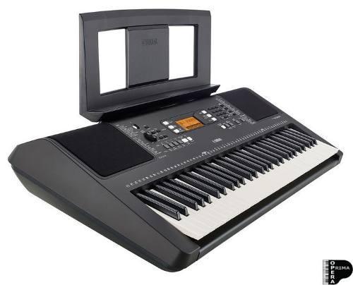 Yamaha psr e363 teclado piano.