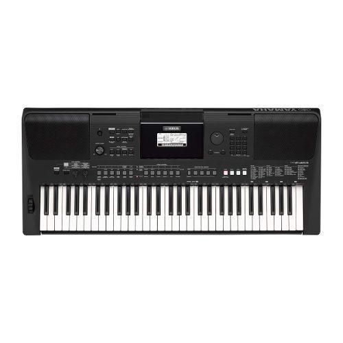 Yamaha psr e463 teclados y pianos