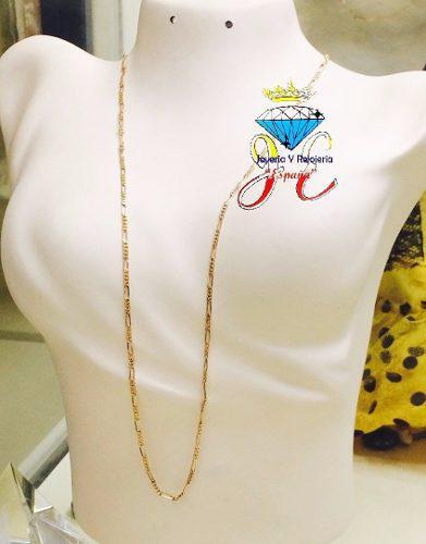 Cadena de oro ley 18k cartier collar mujer cd_09 jespaña