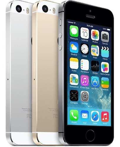 Iphone 5s 16 gb 4g lte libre nuevo en caja..!!