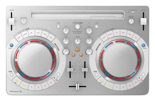 Pioneer - dj controller ddj-wego4-w/uxjcb