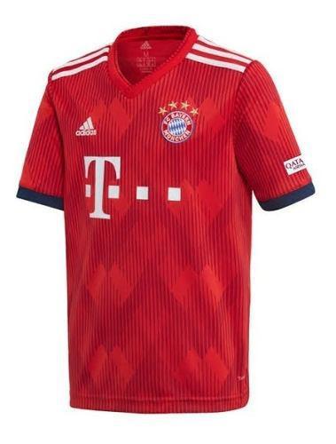 Camiseta bayern munich - temporada 2018 - 2019