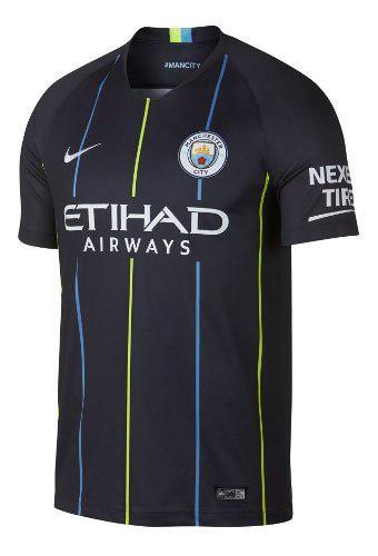 Camiseta manchester city - temporada 2018 - 2019