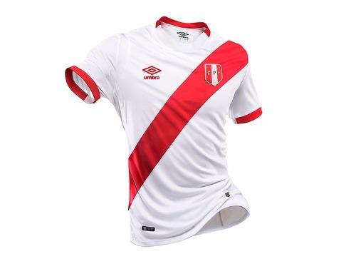 Camiseta original peru 2017 eliminatorias umbro 2018
