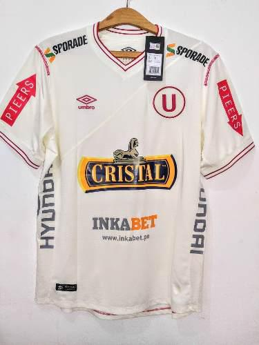 Camiseta universitario de deportes temporada 2015 sponsor