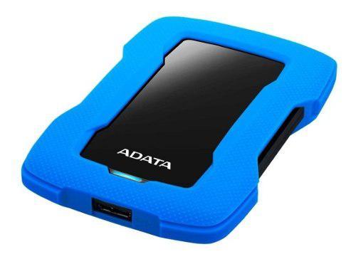Disco externo adata 2tb modelo hd330 color azul