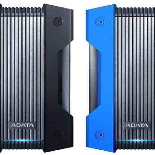 Disco interno externo adata 4tb modelo hd830 color azul