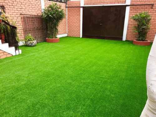 Grass sintético decorativo precio por m2