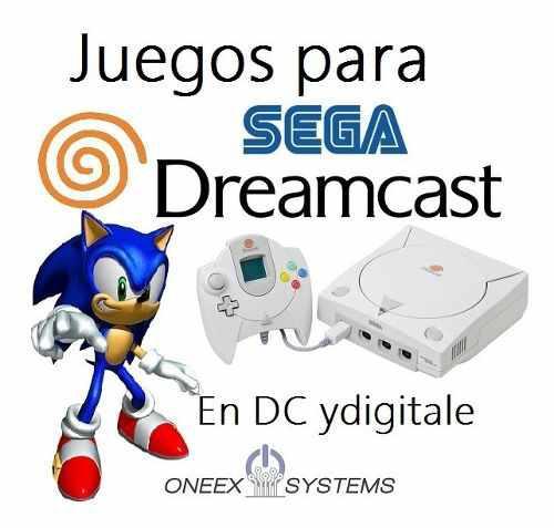 Juegos para sega dreamcast con entrega a domicilio