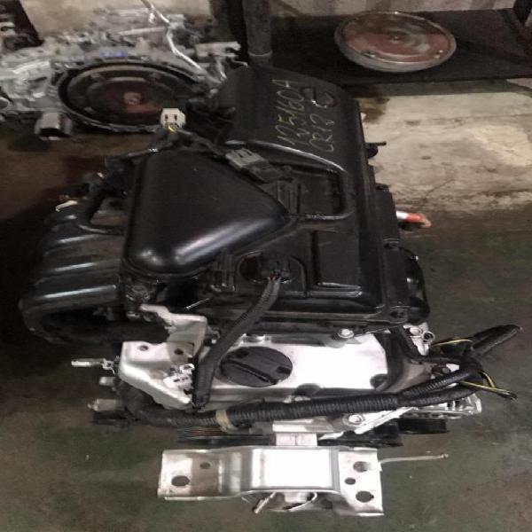 Motor nissan cr12 automatico