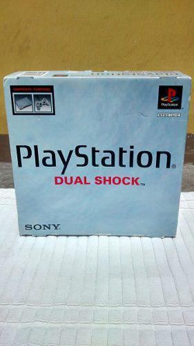 Playstation 1 fat ps1 9001 nuevo completo muy raro