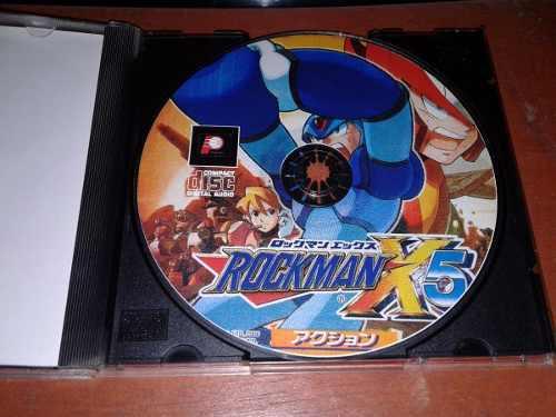 Rockman x5 - x4 - 8 - legends- ps1 - juegos playstation 1
