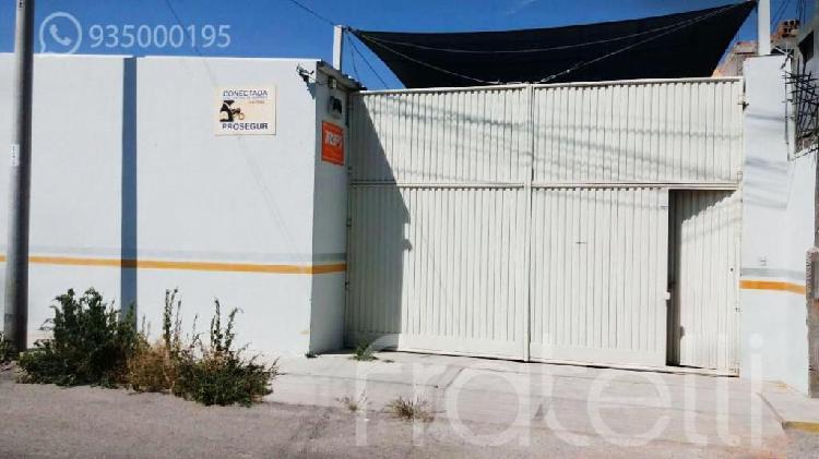 Vak0373f - local industrial zamacola