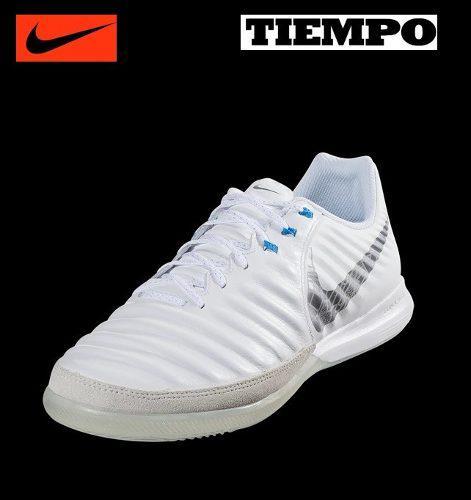 Zapatillas nike indoor para losa tiempo lunar legend nuevas