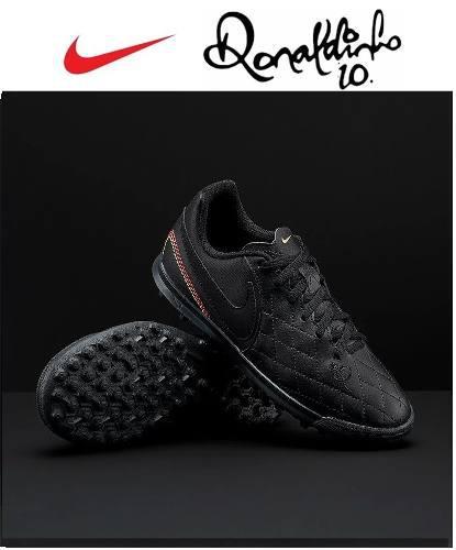Zapatillas nike ronaldinho para grass artificial nuevas en