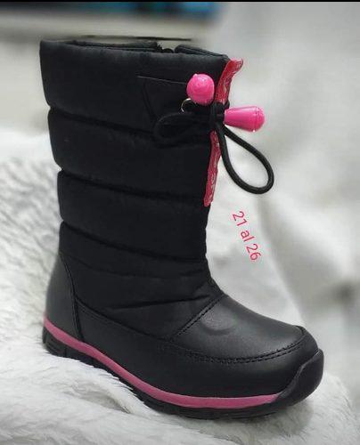 Botin botas botines impermeables termicos niñas bebes
