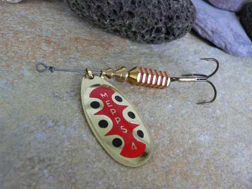Mariposas Para Trucha / Cucharillas Para Pescar