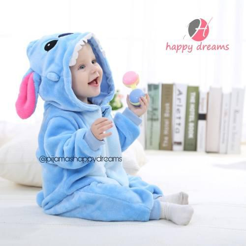 Pijama bebe onesie animales importado original