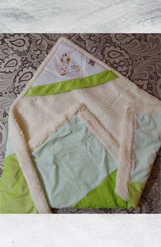 Ropones en lana dralón para bebés de hasta 6 meses de