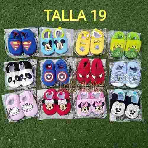 Zapatos de bebe kitty,minnie,spiderman, superman, cap.amer