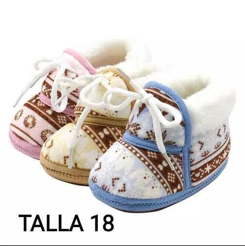 Zapatos no caminantes bebe niño/niña/bebe talla 18
