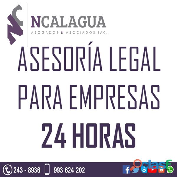 Abogados servicios legales para empresas miraflores