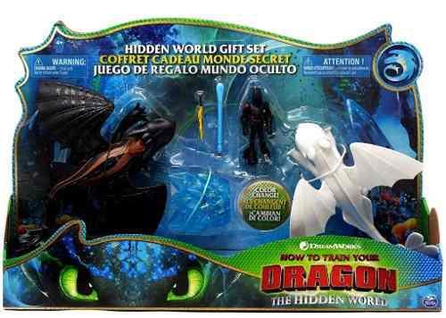 Figura muñeco pelicula como entrenar dragon chimuelo pack