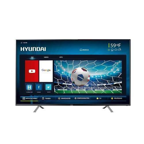 TELEVISOR HYUNDAI LED 65 SMART UHD HYLED6502I4K 4K segunda mano  Peru (Todas las ciudades)