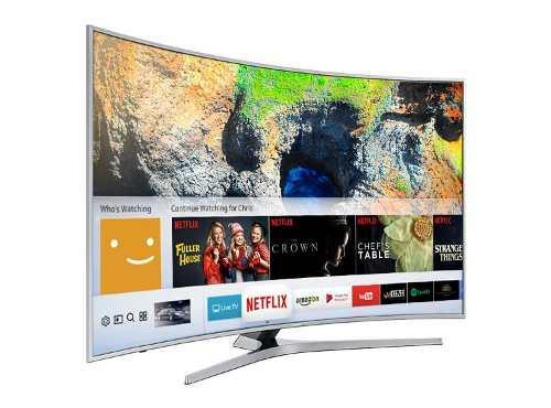 Televisor samsung 65 curvo,smart tv,ultra hd 4k sellado