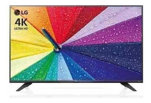Tv Led 4k Lg 49'' Ultra Hd 49uf6750 Resolución 3840 X 2160