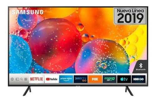 Tv led samsung 58 smart tv uhd 4k 58ru7100 modelo 2019