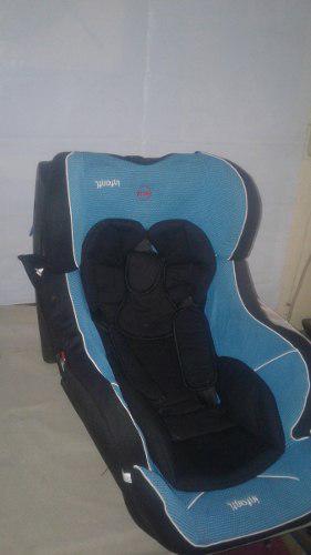 Asiento de auto para bebe marca infanti (poco uso) s/ 180