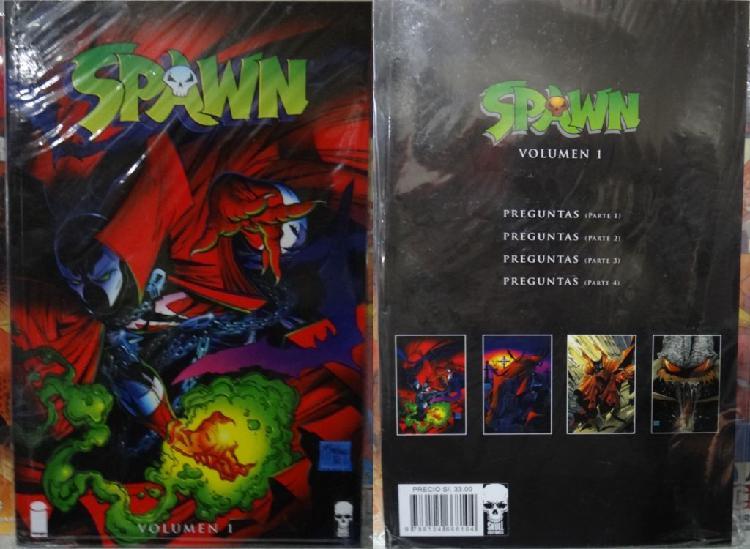 Comic spawn [arequipa latorre corp.]