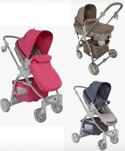Coche cuna moisés baby kits para bebe niña y niño