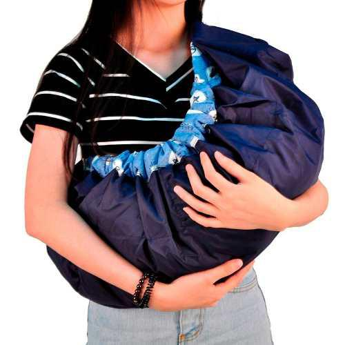 Porta bebe arnes banda correa