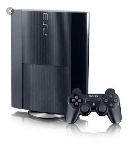 Ps3 sony d 500gb super slim + juegos digitales al escojer..!