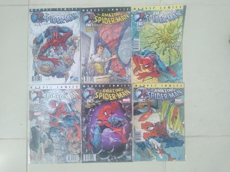 Spiderman coming home editorial comics 21 completo 6 de