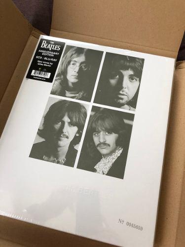 The beatles white album deluxe edition 680 (nuevo)
