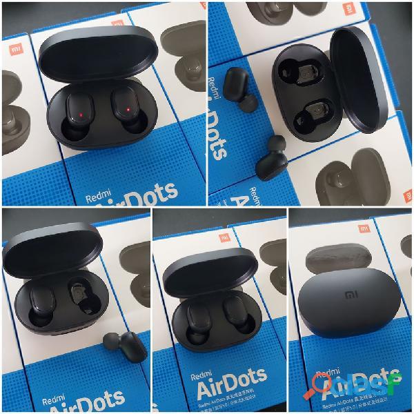 Audifonos Inalambricos Xiaomi Bluetooth Redmi Airdots Originales SOMOS NABYS SHOP PERÚ