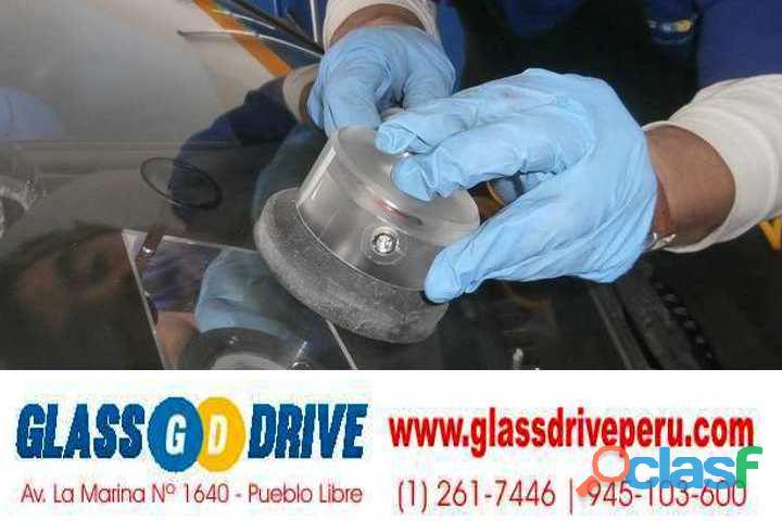 Parabrisas lima perù glassdrive venta, reparación, polarizados