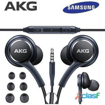 Samsung akg audífonos con micrófono s8/s8 original   gris somos nabys shop perù