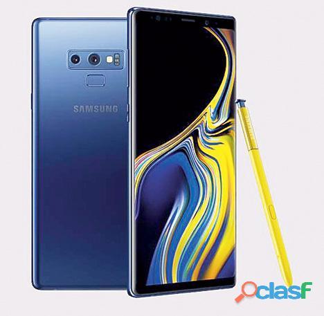 Samsung galaxy note 9 libre de fabrica !28gb libre de fabrica sellado + obsequio