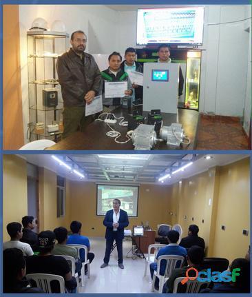 Cursos  automatizacion electronica e industrial