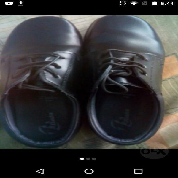 Zapato de colegio niño talla