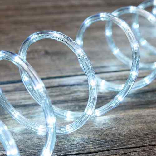 Manguera luces led 10/100 metros decoración eventos