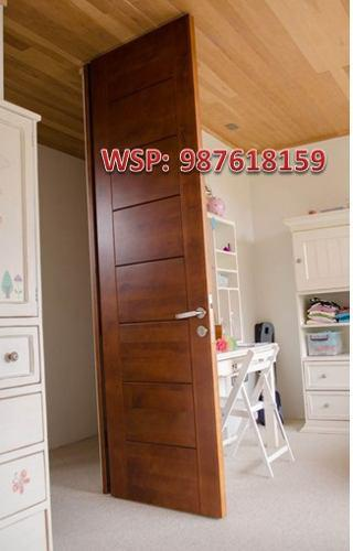 Puertas de madera - interior - exterior - creativas*