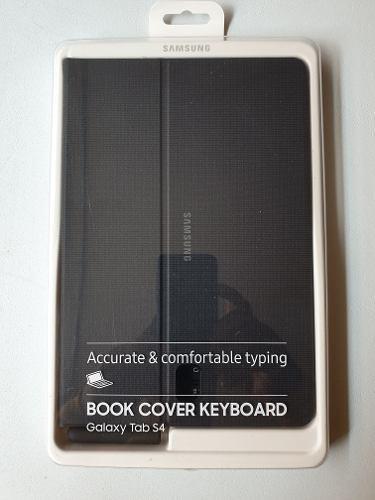 Bookcover keyboard samsung tab s4