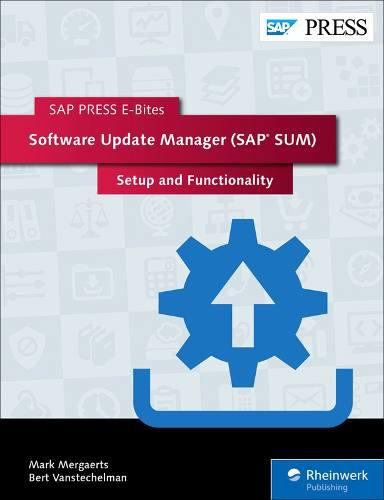 Libro software update manager (sap sum) setup