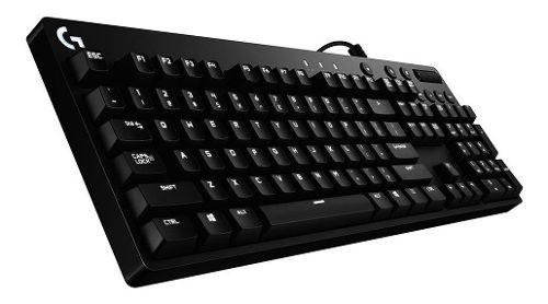 Oferta] teclado mecanico logitech g610 orion red gaming